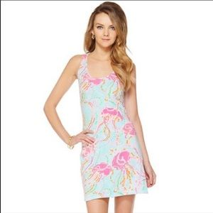 Lilly Pulitzer Jellies Be Jammin' Cordon Dress